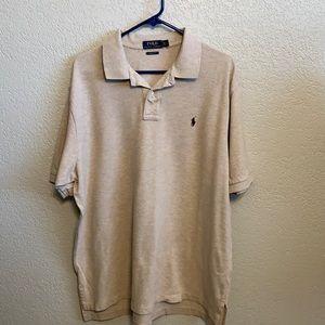Polo Ralph Lauren classic fit XXL polo top
